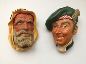 2 only Bosson Wall  Plaques