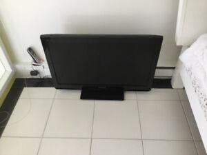 Television Panasonic 35 pouces