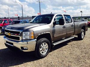 2014 Chevy 3500 Crewcab LT $295 Bi Weekly GUARANTEED FINANCING