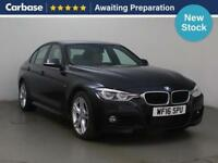 2016 BMW 3 SERIES 335d xDrive M Sport 4dr Step Auto