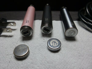 3 Genuine Joyetech eGo Batteries with charging accessories -used Kingston Kingston Area image 9