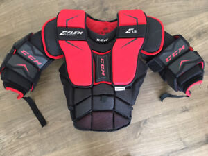 JUNIOR GOALIE HOCKEY SHOULDER PADS