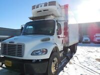 Call Syed Now 2009 Freightliner M2 24 'box with tail gate