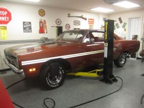 Plymouth  GTX   1970   with built sheet   62,200 miles