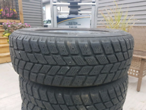 audi/VW winter rims and tires