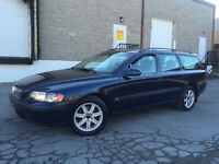 2002 Volvo V70 2.4T | TURBO | LOW KM | CARPROOF CLEAN!