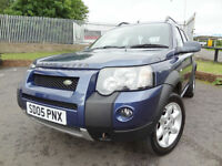 2005 Land Rover Freelander 1.8 XEi - KMT Cars