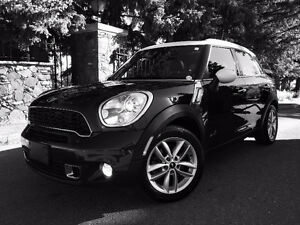 2012 MINI Cooper S Countryman AWD Certified Must See $20,995.00