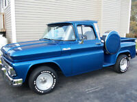 1962 CHEVY C10 STEP SIDE