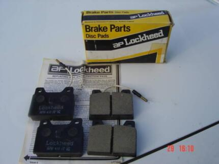 FORD HOLDEN LEYLAND BRAKE PADS DB1002,DB535 or DB625 AP-LOCKHEED