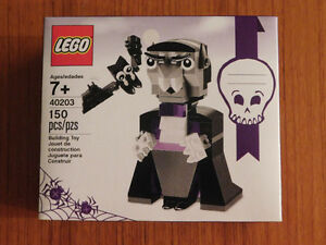 Lego Vampire and Bat Set - Brand New