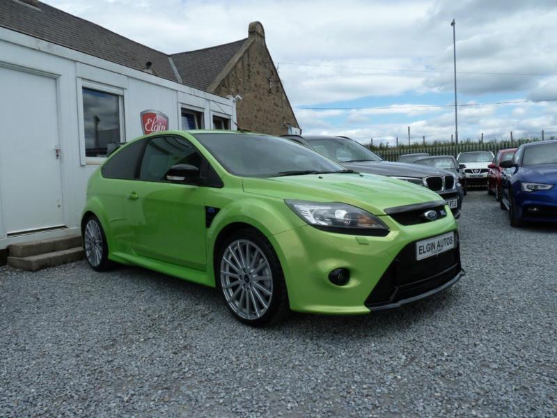 2009 59 ford focus rs 2 5 305 bhp in elgin moray gumtree. Black Bedroom Furniture Sets. Home Design Ideas