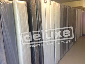 DELUXE DEAL 100% BRAND NEW MATTRESS SIMMONS, SERTA, SEALY,STEARN Downtown-West End Greater Vancouver Area image 1