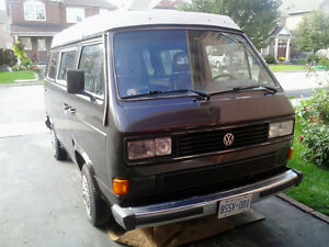 Parts needed for 1986 VW Westfalia. (Not For Sale.)