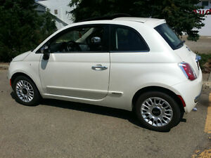 Fiat 500 Lounge Coupe (2 door)
