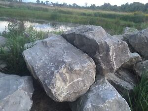 Landscaping rock over 100 pieces $1500 Cambridge Kitchener Area image 9