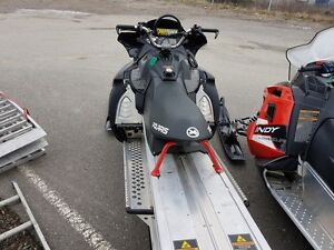 2010 Polaris RMK 800 Dragon (155-Inch) Prince George British Columbia image 3
