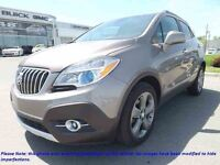 2013 BUICK ENCORE CUIR, INTELLIlink, COMME NEUF