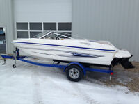 2010 Glastron MX 185 with a 190 Hp Mercruiser