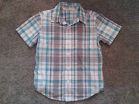 Boys Size 6-7-8 shorts and t-shirts