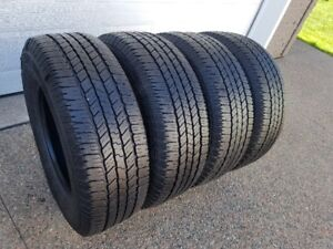 Goodyear Wrangler SR-A LT265/70r18 Truck tires - 10 ply E-rated
