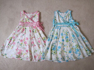 Spring dresses, size 4, only $10 each!