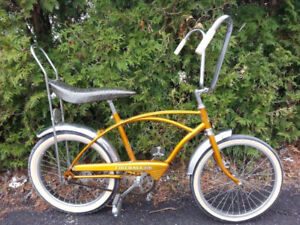 Vélo mustang ROBIN HOOD fireball.