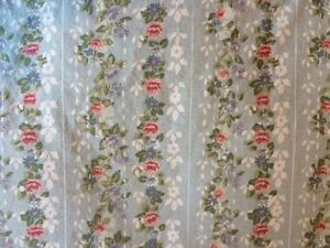 Jessica McClintock Blue Roses Twin Flat And Fitted Sheets Floral London Ontario image 3
