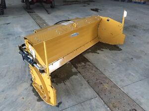 "Snow Blades, Metal Pless hyd. wing snow blade ""Blow out"" !!!!"