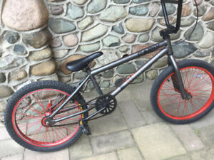capix bmx bike for sale