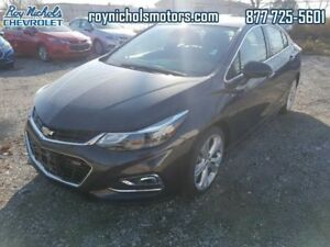 2017 Chevrolet Cruze Premier  - Leather Seats -  Bluetooth