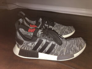 NMD  R1 Primeknit shoes for sale.