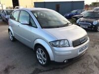 Audi A2 1.6 Fsi Se *1 Female Former Keeper* *Low Mileage* Very Rare, Locally Supplied, Warranty