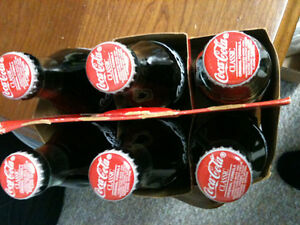 Coca-Cola Glass Bottles    6  in Case Kitchener / Waterloo Kitchener Area image 2
