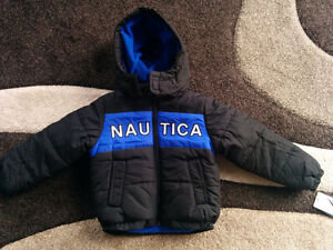 Nautica new boys 2T winter coat with tags Kitchener / Waterloo Kitchener Area image 1