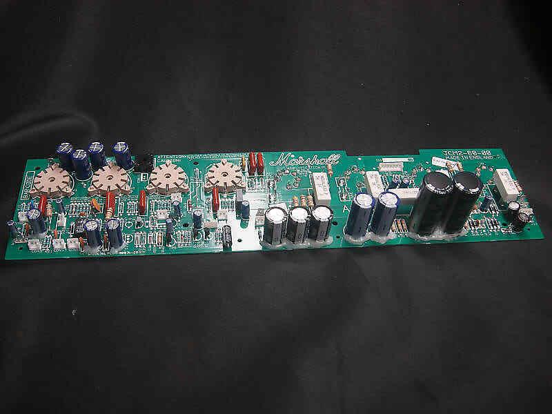 Marshall JCM 2000 DSL 100 Amp PCB Main Valve Circuit Board JCM2-60-00 REV 20 NEW - $249.99