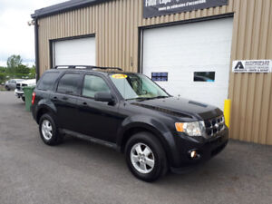 2011 Ford Escape XLT **4 Cylindres**