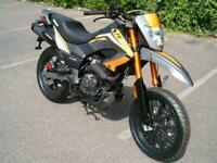 Keeway TX125 125cc SM Supermoto-Road SM