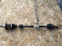 MINI COUNTRYMAN R60 4X4 REAR DRIVE SHAFT N/S
