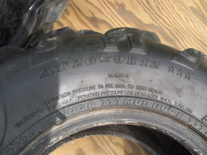 2 atv tires for sale