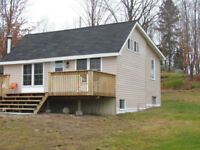 COTTAGES FOR RENT!!! Located an hour from Ottawa.