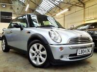 2004 MINI Hatch 1.6 Cooper Hatchback 3dr Petrol Manual (166 g/km, 116 bhp)