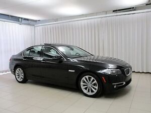 2016 BMW 5 Series INCREDIBLE DEAL!! 528i X-DRIVE TURBO AWD SEDAN
