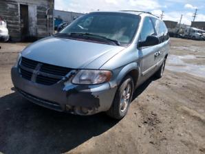 2006 dodge Grand caravan 285KM in good condition asking$1200 obo