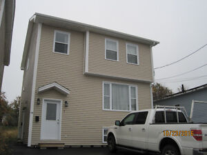 Available 4 bedroom house next to MUN & downtown $1300 POU