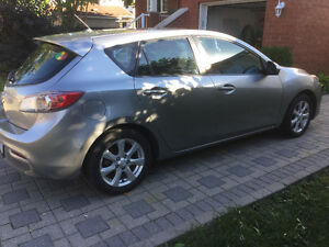 2011 Mazda3 sport hatchback, original owner, $8500