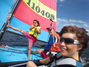 Hobie 16 - fast, exciting, immaculate