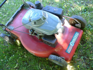 Pro concept self propelled lawnmower