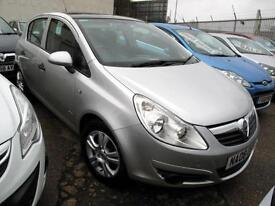 2008 08 Vauxhall/Opel Corsa 1.2i 16v Breeze Plus 5 Door Electric Panoramic Roof
