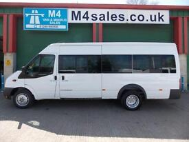 Ford Transit Wheelchair Access Fully Tracked & Internal Lift & COC